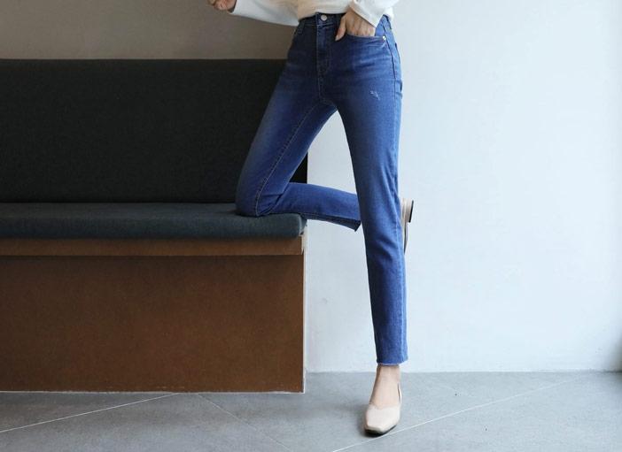 1区韩国本土服装代购(韩国圆通直发)clicknfunny-牛仔裤(2019-01-17上架)