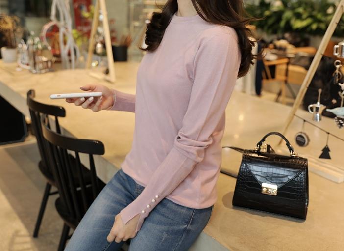 1区韩国本土服装代购(韩国圆通直发)clicknfunny-针织衫(2019-01-18上架)