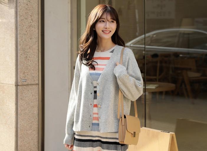 1区韩国本土服装代购(韩国圆通直发)clicknfunny-开襟衫(2019-01-19上架)