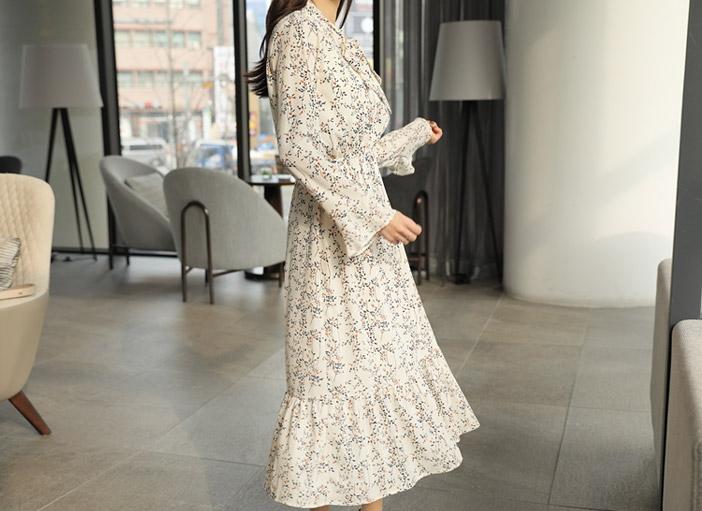 1区韩国本土服装代购(韩国圆通直发)clicknfunny-连衣裙(2019-01-19上架)