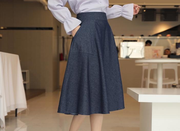 1区韩国本土服装代购(韩国圆通直发)clicknfunny-长裙(2019-03-19上架)