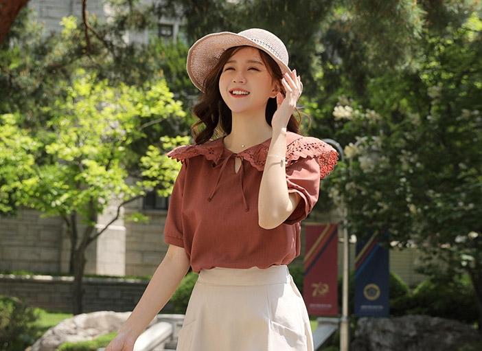 1区韩国本土服装代购(韩国圆通直发)clicknfunny-衬衫(2019-05-14上架)