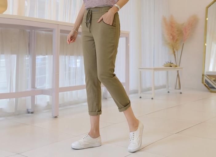 1区韩国本土服装代购(韩国圆通直发)clicknfunny-长裤(2019-05-19上架)