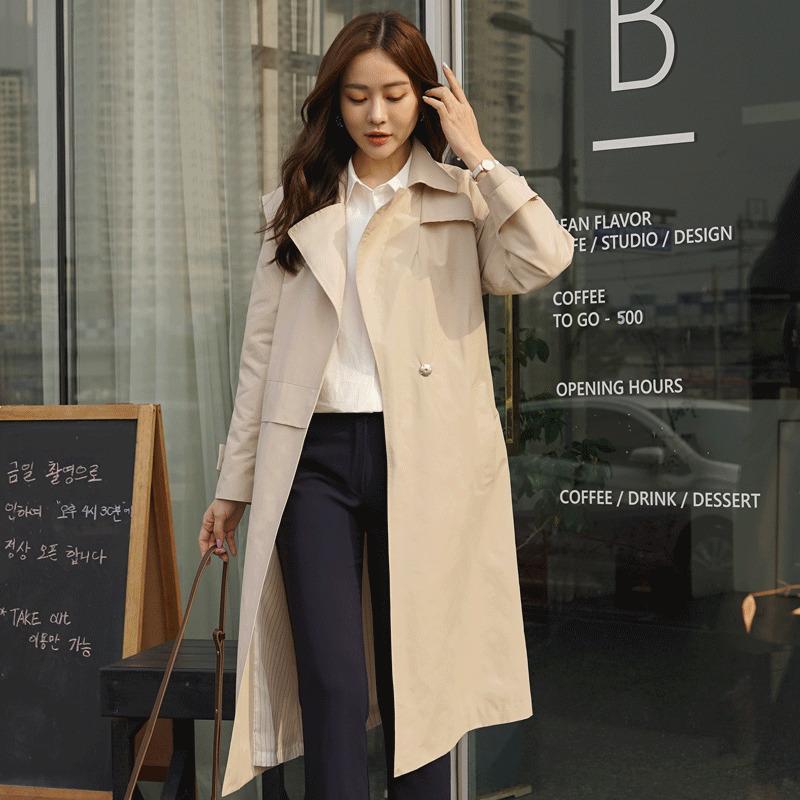 1区100%正宗韩国官网代购(韩国直发包国际运费)clicknfunny-大衣(2021-03-24上架)