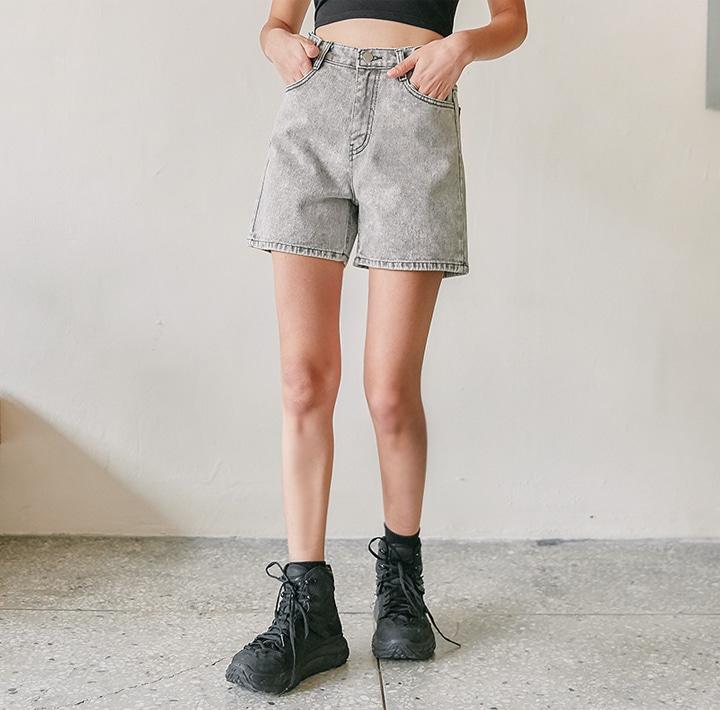 1区韩国本土服装代购(韩国圆通直发)common-unique-短裤(2019-05-19上架)