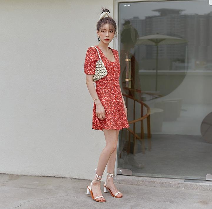 1区韩国本土服装代购(韩国圆通直发)common-unique-连衣裙(2019-05-23上架)