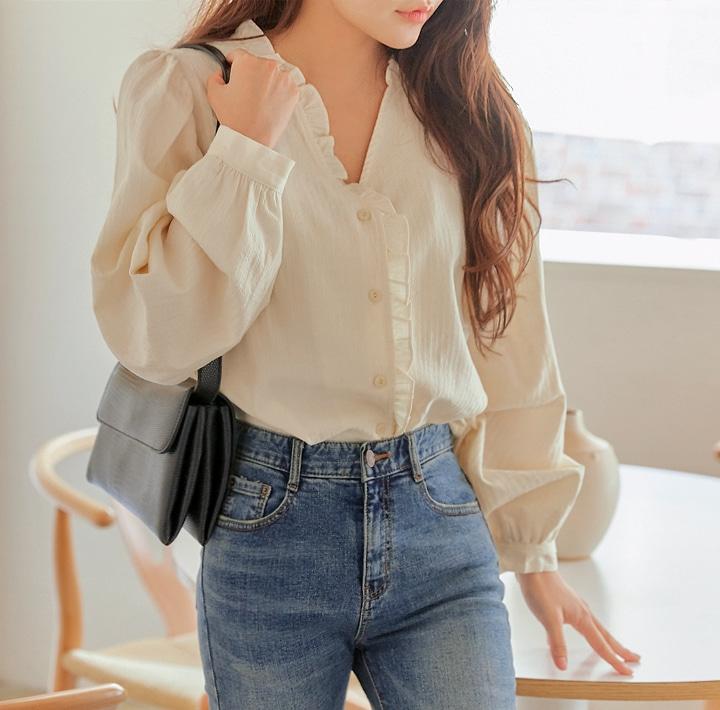 1区100%正宗韩国官网代购(韩国直发包国际运费)common-unique-衬衫(2019-11-08上架)