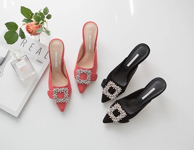 1区韩国本土服装代购(韩国圆通直发)conTAGyou-高跟鞋(2019-05-14上架)