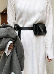 1区2017冬季新款韩国服装Crazy girls品牌韩版时尚魅力个性斜挎包(2017.11月)