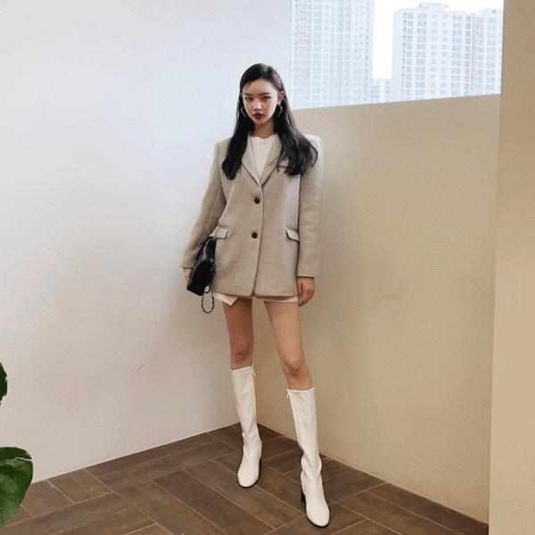 1区韩国本土服装代购(韩国圆通直发)Crazy girls-夹克(2018-11-16上架)