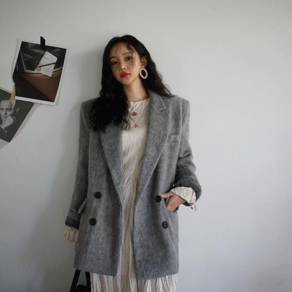1区韩国本土服装代购(韩国圆通直发)Crazy girls-夹克(2019-01-16上架)