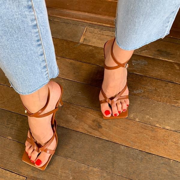 1区100%正宗韩国官网代购(韩国直发包国际运费)Crazy girls-高跟鞋(2019-07-15上架)
