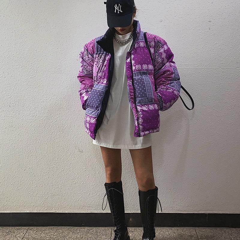 1区100%正宗韩国官网代购(韩国直发包国际运费)Crazy girls-棉服(2020-10-24上架)