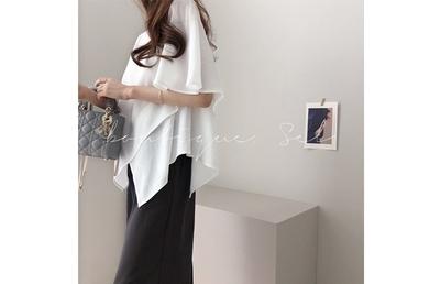 1区韩国本土服装代购(韩国圆通直发)dailylook-夏季韩版时尚衬衫(2018-07-03上架)
