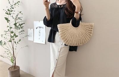 1区韩国本土服装代购(韩国圆通直发)dailylook-长裙(2018-07-19上架)