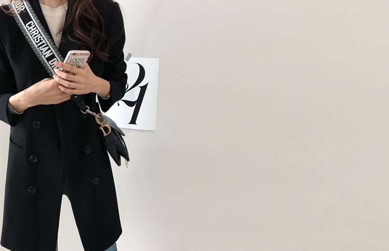 1区韩国本土服装代购(韩国圆通直发)dailylook-夹克(2018-09-19上架)