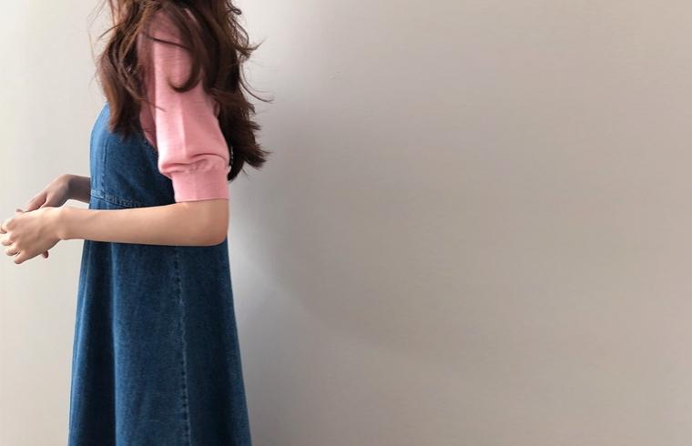 1区韩国本土服装代购(韩国圆通直发)dailylook-连衣裙(2018-09-18上架)