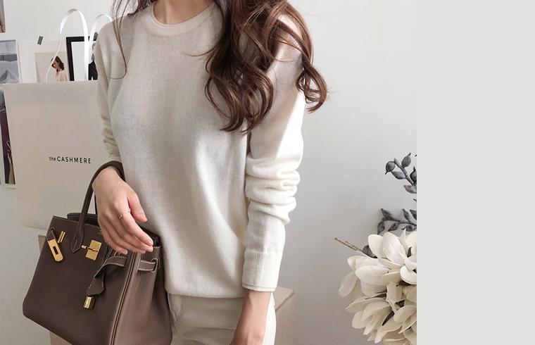 1区韩国本土服装代购(韩国圆通直发)dailylook-针织衫(2018-09-19上架)