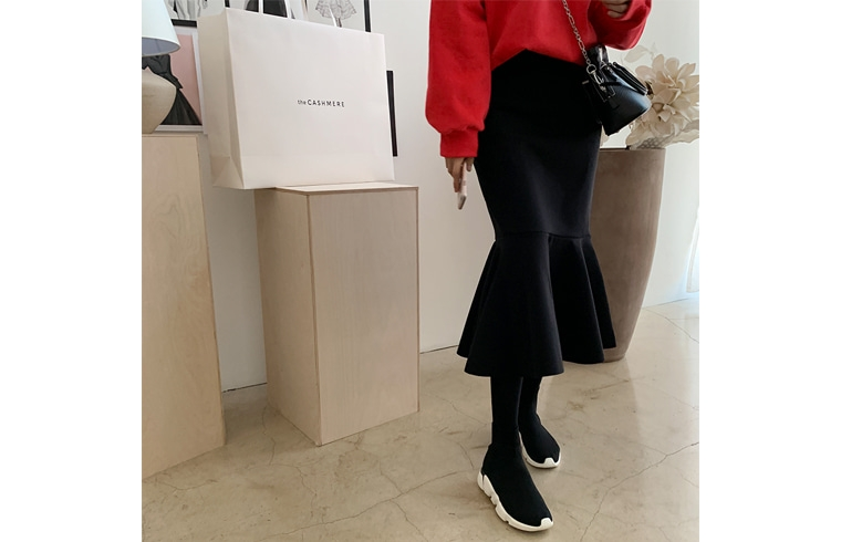 1区韩国本土服装代购(韩国圆通直发)dailylook-长裙(2018-11-15上架)