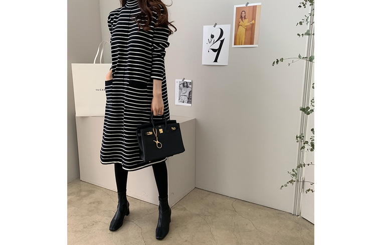 1区韩国本土服装代购(韩国圆通直发)dailylook-连衣裙(2018-11-16上架)