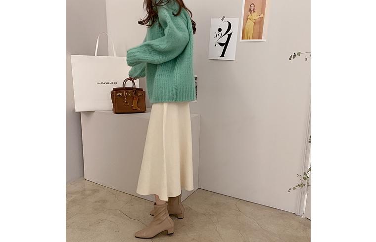 1区韩国本土服装代购(韩国圆通直发)dailylook-长裙(2018-11-16上架)