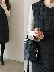2018新款韩国服装dailylook品牌女士纯色个性休闲连衣裙(2018.1月)