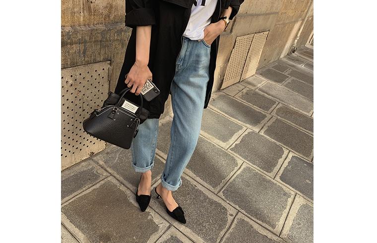 1区韩国本土服装代购(韩国圆通直发)dailylook-牛仔裤(2019-03-09上架)