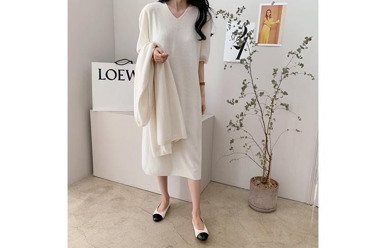 1区韩国本土服装代购(韩国圆通直发)dailylook-连衣裙(2019-03-14上架)