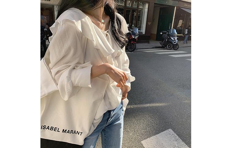 1区韩国本土服装代购(韩国圆通直发)dailylook-衬衫(2019-03-15上架)