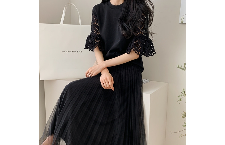 1区韩国本土服装代购(韩国圆通直发)dailylook-T恤(2019-03-19上架)