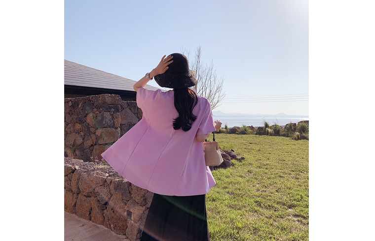 1区韩国本土服装代购(韩国圆通直发)dailylook-衬衫(2019-05-19上架)