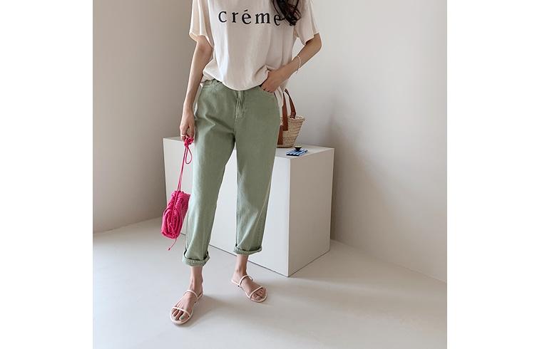 1区韩国本土服装代购(韩国圆通直发)dailylook-长裤(2019-05-19上架)
