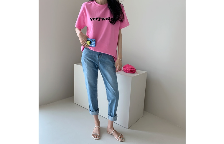 1区韩国本土服装代购(韩国圆通直发)dailylook-牛仔裤(2019-05-19上架)