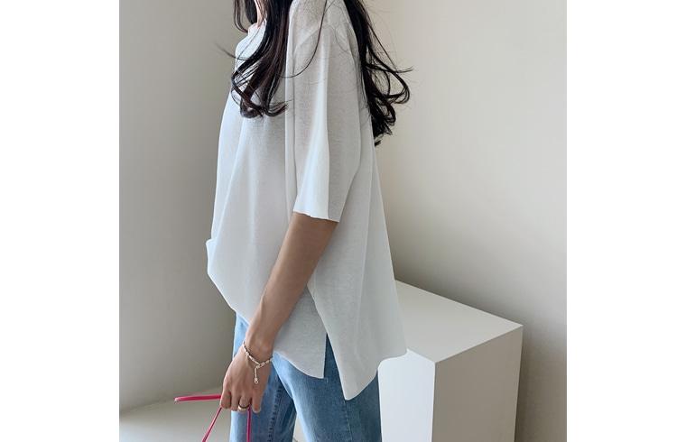 1区韩国本土服装代购(韩国圆通直发)dailylook-针织衫(2019-05-19上架)