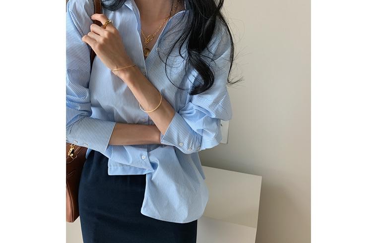 1区100%正宗韩国官网代购(韩国直发包国际运费)LK_Picknsale-衬衫(2019-08-21上架)