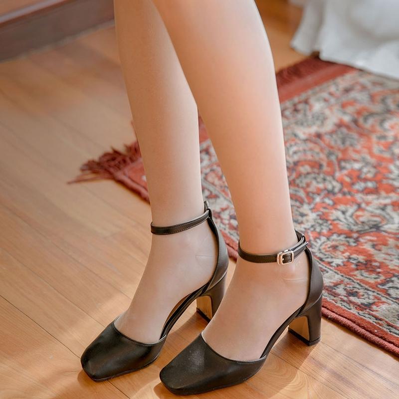 1区韩国本土服装代购(韩国圆通直发)DaliHotel-高跟鞋(2018-11-02上架)