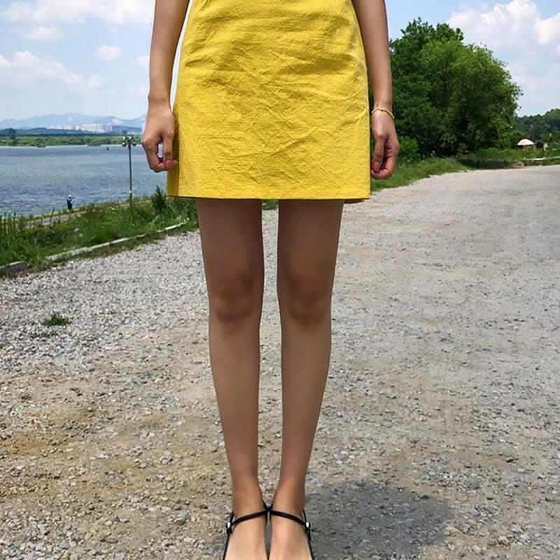 1區100%正宗韓國官網代購(韓國直發包國際運費)DaliHotel-短裙(2019-06-26上架)