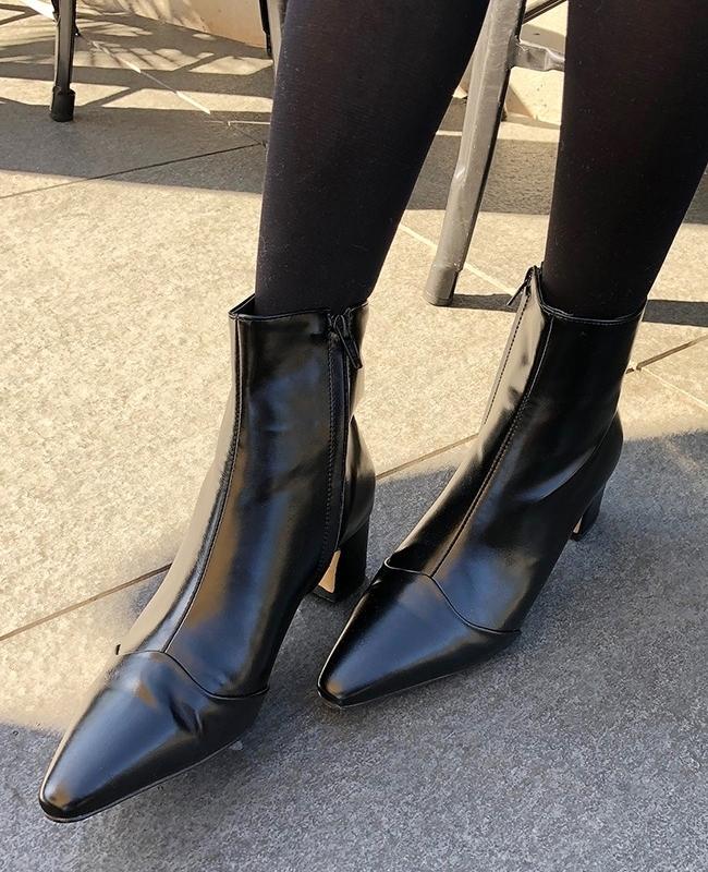 1区韩国本土服装代购(韩国圆通直发)darkvictory-高跟鞋(2018-11-02上架)