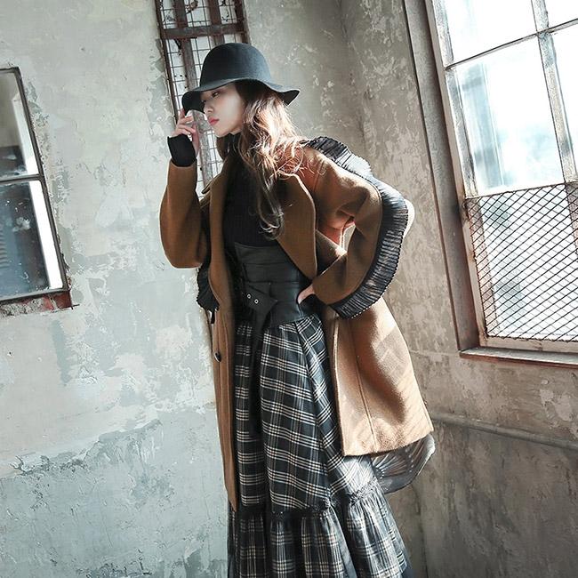 1区韩国本土服装代购(韩国圆通直发)dint-大衣(2018-12-15上架)
