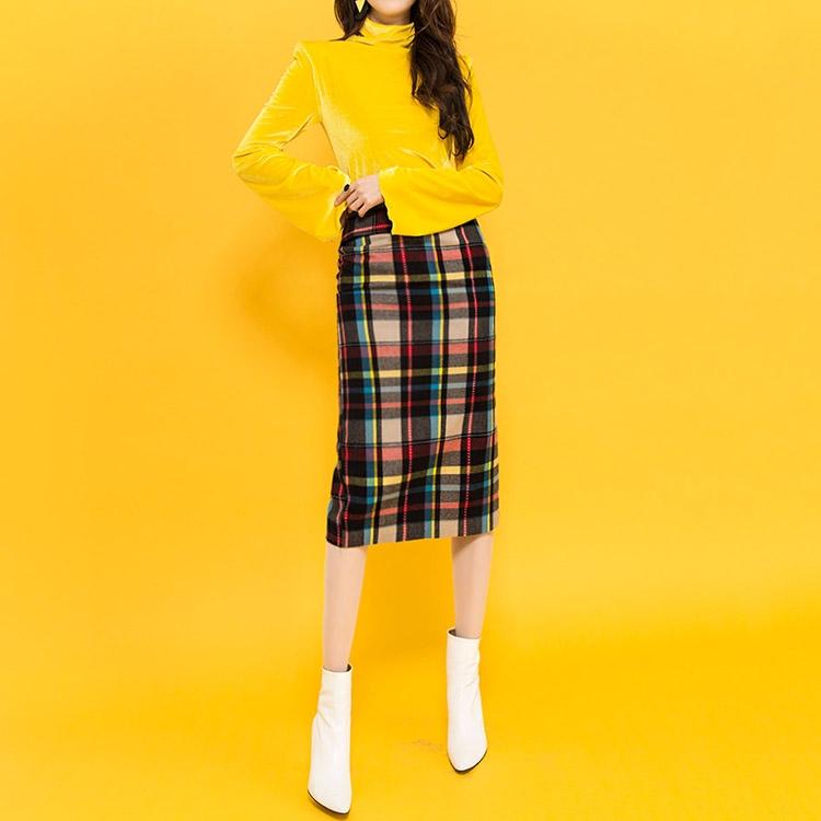 1区韩国本土服装代购(韩国圆通直发)dint-中裙(2019-01-08上架)