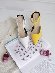 2018新款韩国服装dint品牌坡跟时尚魅力流行高跟鞋(2018.1月)