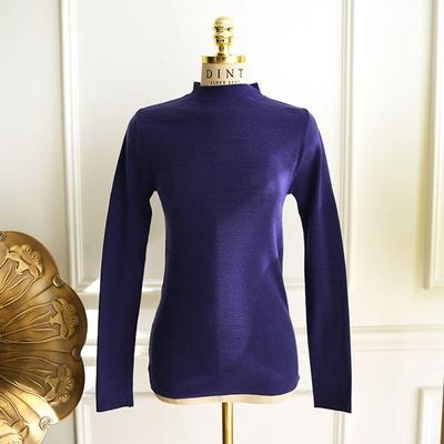 dint-半高领时尚魅力新款针织衫