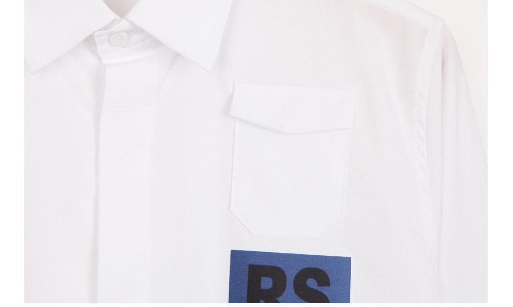 手洗衬衫步骤示范图