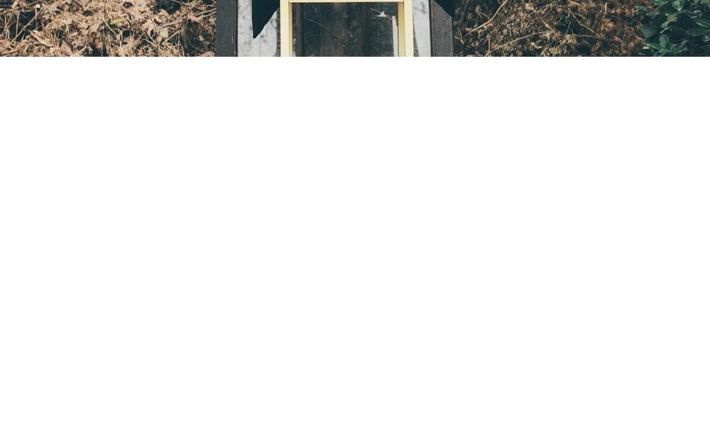 纯色透明边框素材