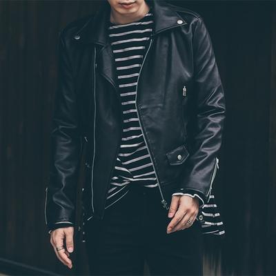 dj2-时尚流行帅气夹克
