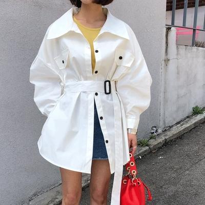 1区韩国本土服装代购(韩国圆通直发)Dodobling-新款个性流行夹克(2018-04-20上架)