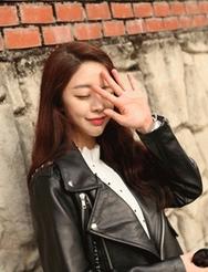 1区韩国代购正品验证jellpe-EPJK00755729-高档魅力韩版纯色夹克