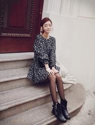 1区韩国代购正品验证jellpe-EPOP00790037-淑女魅力韩版新款连衣裙