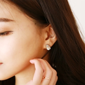 jellpe-韩版魅力时尚休闲耳环