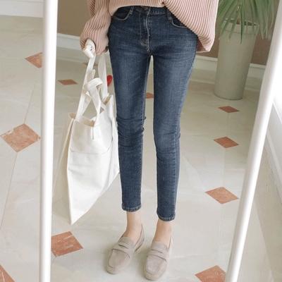 jellpe-时尚魅力个性牛仔裤